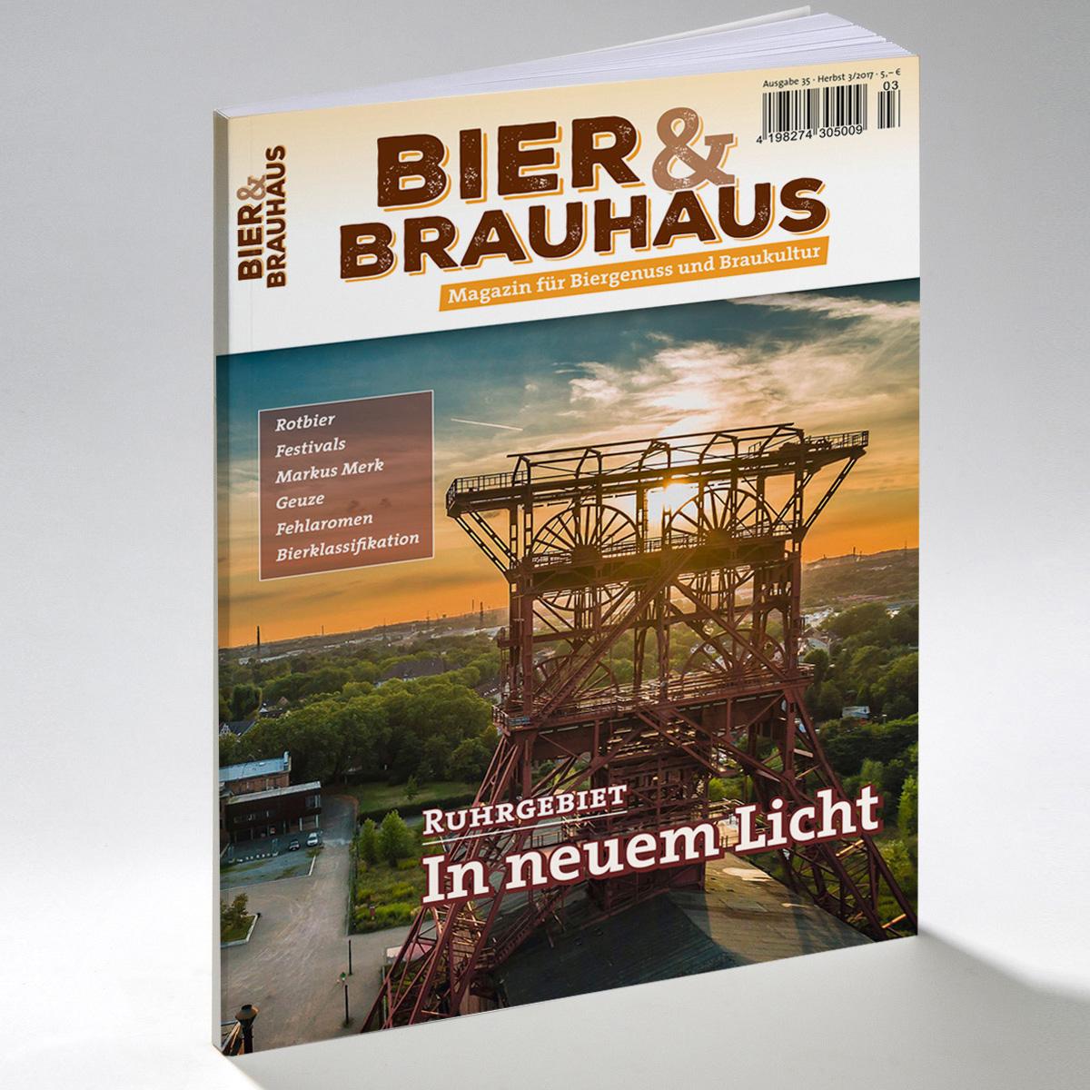Biermagazin Bier & Brauhaus
