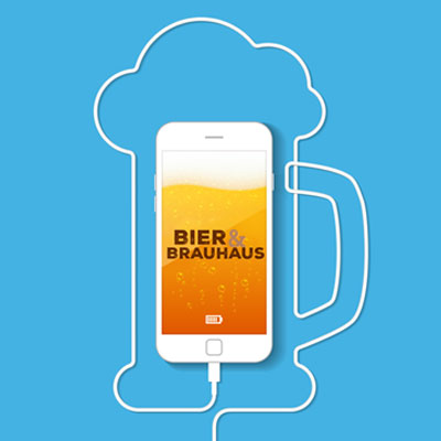 Bier & Brauhaus Magazin Website