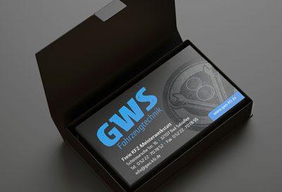Visitenkarte Grunch Design